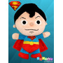 Superman Peluche De 7 Pulg 17 Cm Dc Little Mate