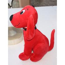 Peluche El Gran Perro Rojo Cliford