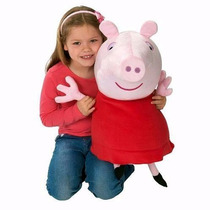 Peppa Pig Peluche Gigante De 45 Cms De Alto Original