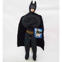 Batman D Peluche Original Murcielago Marvel Caballero