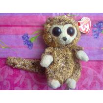 Ty Beanie Babies Peluche De Lemur Ojon