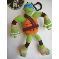 Llavero Tortugas Ninja Leonardo Peluche, Llavero! Navidad