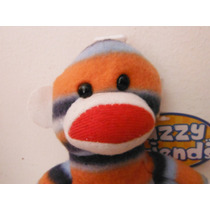 Peluche Chango Monkey Fuzzy Friends Toy Souvenir Mono