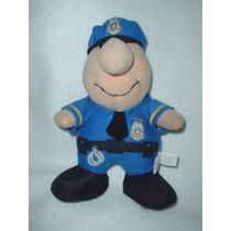 Ziggy Policia 25h Original Nuevo Y Unica Pieza