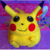 Pokemon Peluche De Pikachu