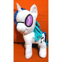 My Little Pony Peluche Dj Pon-3 Vinyl Scratch 30 Cm Original