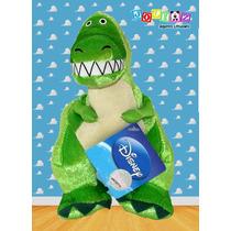 Rex Toy Story Peluche Disney 9pul