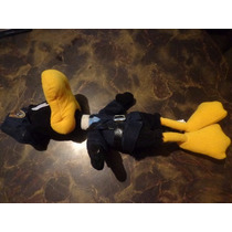Peluche Del Pato Lucas Disfraz Policia 35 Cm Daffy Duck