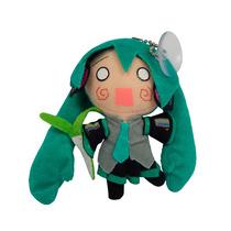 Vocaloid Miku Hatsune Peluche Chibi 16cm Precioso