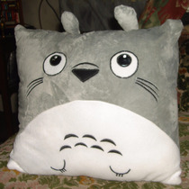 Almohada Peluche Totoro