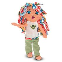 Muñeca De Peluche Willow Melissa & Doug !agotado En Usa!