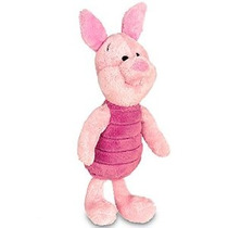 Disney Piglet Felpa Mini Toy Bean Bag - 7