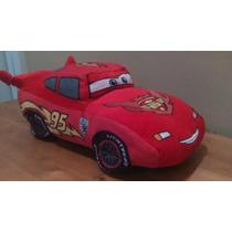 Peluche Rayo Mc Queen Grande 45 Cm Disney Pixar
