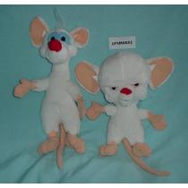 Pinky Y Cerebro Unicos Y De Coleccion Precio Por Cada Uno