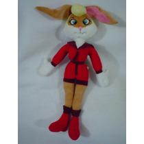 Lola Bunny Unica Amiga De Bugs Del Dvd De Michael Jordan