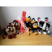 Peluches Looney Tunes Bugs Taz Speedy Precio Por Muñeco Lt19