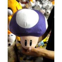 Hongo 20cm Mario Bros Peluche