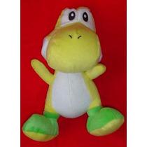 Yoshi Amarillo Amigo De Mario Bros Peluche De Nintendo Ds