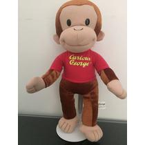 Curios George 50cms De Mario Bros $590.00