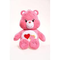 Care Bear Grande De Peluche - Amor-a-lot Oso