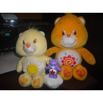 Lote 2 Peluches Ositos Cariñositos Care Bears