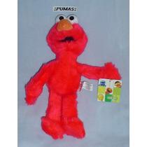 Elmo Chico De Plaza Sesamo Amigo De Comegalletas Archivaldo