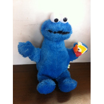 Come Galletas Plaza Sesamo Peluche