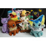 Peluche Pokemon Eevee, Sylveon, Umbreon, Glaceon Y Los Demás