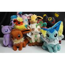 Peluche Pokemon Eevee, Sylveon, Umbreon, Glaceon Y Los Demás