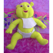 Shrek Peluche De Bebe