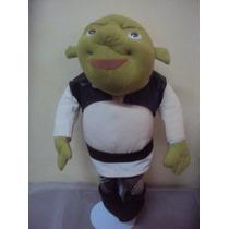 Shrek Unica Pieza 50cms $380.00 Aa1