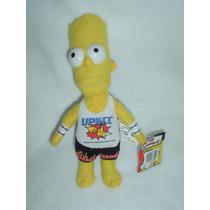 Bart Simpson De La Upkcct Artes Marciales Mixtas
