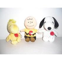 Snoopy-charlie Brow Y Woodstock $690.00