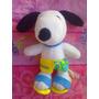 Snoopy Playero De Peluche Modelo 2