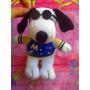 Snoopy De Peluche Vestido Con Lentes Y Chamarra