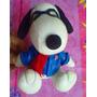 Snoopy De Peluche Vestido Con Chamarra Y Lentes