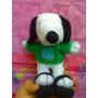 Snoopy De Peluche Vestido Con Sandalias Y Camiseta