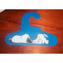 Set De 3 Ganchos De Snoopy Para Ropa De Snoopy Mascotas