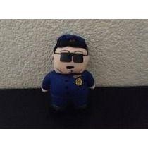 Policia De South Park Barbrady 17 Cm