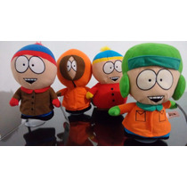 South Park 4 Personajes 30 Cms $1200.00 Unica Serie