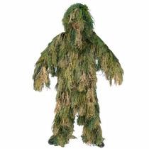 Traje De Camuflaje Anti Fire 4 Piece Ghillie Camouflage Suit