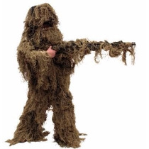 Traje De Camuflaje Red Rock Gear Ghillie Suit