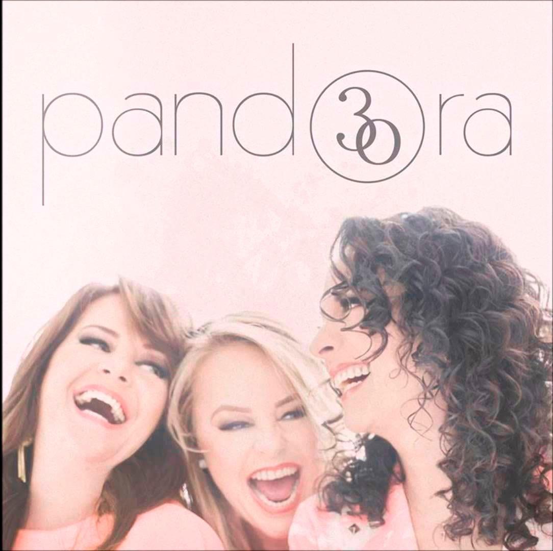 Pandora 30    Pandora    Disco Cd Con 12 Canciones
