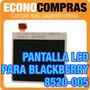 Pantalla Lcd Para Blackberry Gemini 8520-005 100% Nuevo