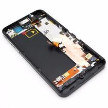 Chasis Blackberry Z10 Mid Fram Carcasa Original Planetaiphon