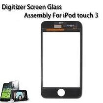 Pantalla Touch Digitalizadora Para Ipod 3 G Blanco O Negro