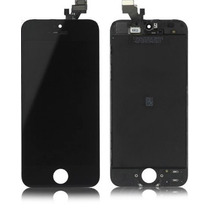 Touchscreen Display Lcd Pantalla Iphone 5 Digitalizador Negr