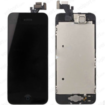 Lcd Pantalla Touch Iphone 5 Y 5s Blanco Negro Envio Express
