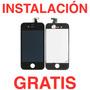 Pantalla Iphone 4 / 4s Display Lcd Touch *instalación Gratis