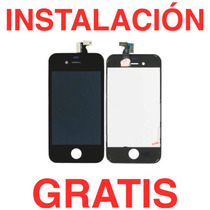 Pantalla Iphone 4 / 4s Display Lcd Touch *instalación Gratis